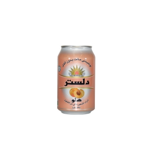 Delester Non-Alcoholic Beer Peach