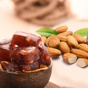 Turkish Delight Almonds