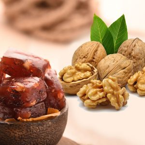 Turkish Delight Walnuts